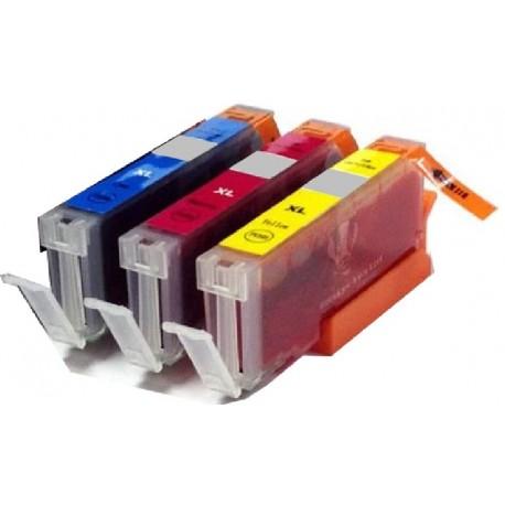 ECOPACK 6 CARTOUCHES D'ENCRE Type: EPSON T2431/32/33/34/35/36