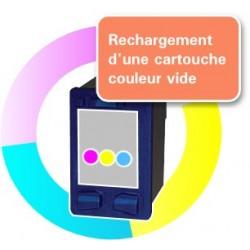 RECHARGEMENT CARTOUCHE D'ENCRE Type HP 28/C8728A