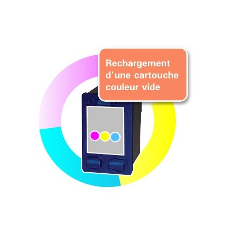 CARTOUCHE D'ENCRE Type HP 300xl noir/CC641E
