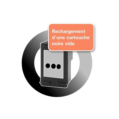 CARTOUCHE D'ENCRE Type: LEXMARK 100xl Noir