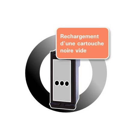 CARTOUCHE D'ENCRE Type HP 351xl/CB338E
