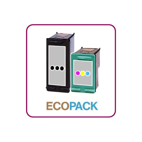 ECOPACK 4 CARTOUCHES D'ENCRE Type HP 364xl BCYM/C2P80AE