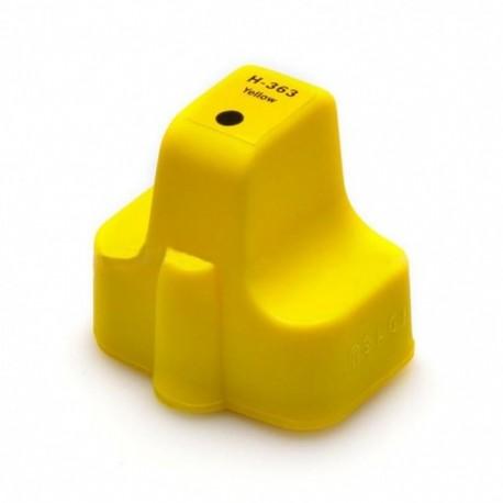 CARTOUCHE D'ENCRE Type HP 363xl jaune