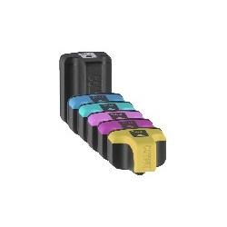 ECOPACK 6 CARTOUCHES D'ENCRE Type HP 363xl B/C/Y/M/Photo CM