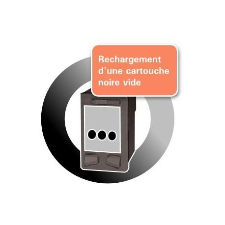CARTOUCHE D'ENCRE Type HP 62xl noir