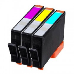 ECOPACK 4 CARTOUCHES D'ENCRE Type HP 950/951xl BCYM