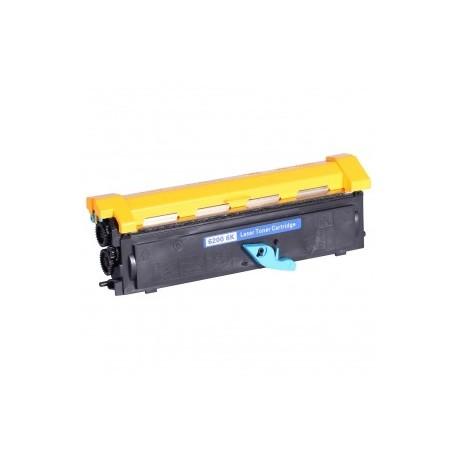 TONER Type EPSON C13S050166 ou EPL6200T