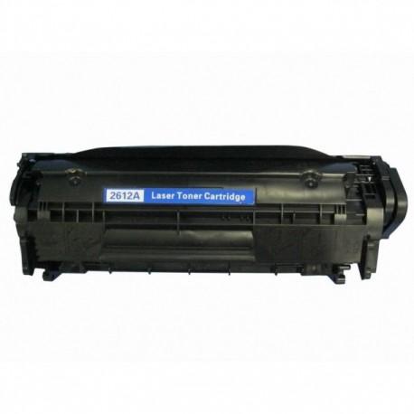 TONER Type HP Q2612A ou CANON FX-10 ou CANON EP703