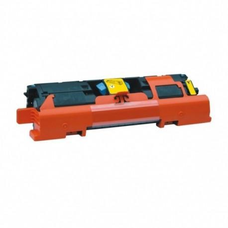 TONER Type HP C9702A ou HP Q3962A ou CANON EP87 ou CANON EP701