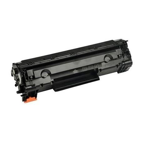 TONER Type HP CF283A-83A ou CANON CRG737