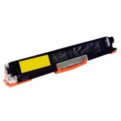 TONER Type HP CE312A-126A ou HP CF352A-130A ou CANON CRG729