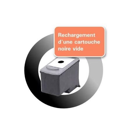RECHARGEMENT CARTOUCHE D'ENCRE Type CANON PG-40 noire