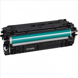 TONER Type HP CF360X ou 508X