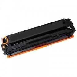 TONER Type HP CB540A ou HP CE320A-128A ou HP CF210X-131X ou CANON CRG731BK ou CANON CRG716BK