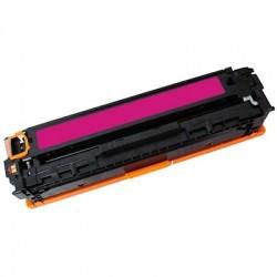 TONER Type HP CB543A ou HP CE323A-128A ou HP CF213X-131X ou CANON CRG731M ou CANON CRG716M