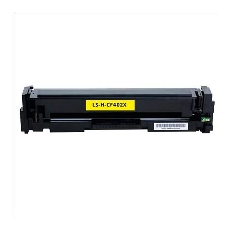 TONER Type HP CF402X ou 201X