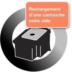 RECHARGEMENT d'une CARTOUCHE D'ENCRE Type CANON CL-41