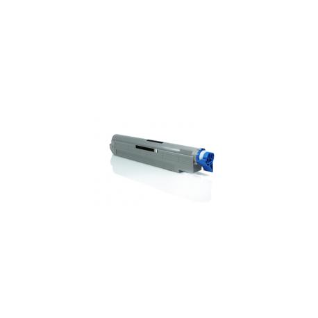 TONER Type OKI 42918916  ou C9600BK