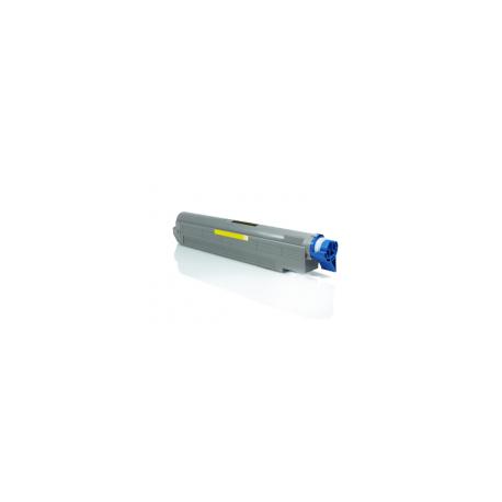 TONER Type OKI 42918913  ou C9600Y
